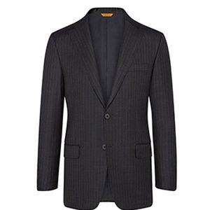 Men's Hickey Freeman Suit jacket size 43 r
